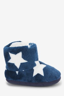 Star Slipper Boots (Younger)