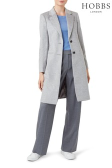 Hobbs Grey Tilda Coat