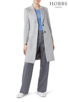 מעיל של Hobbs מדגם Tilda בצבע אפור