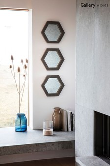 Gallery Direct Alsager Set of 3 Mirrors