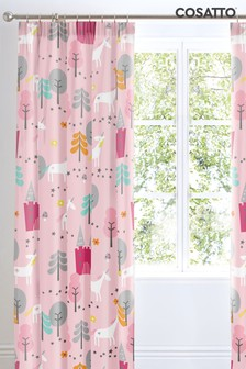 Cosatto Unicornland Pencil Pleat Curtains