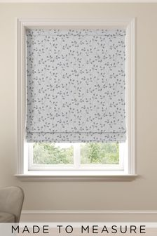 Neisha Mauve Purple Made To Measure Roman Blind