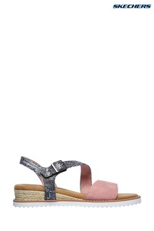 Skechers® Desert Kiss Cactus Rose Sandals