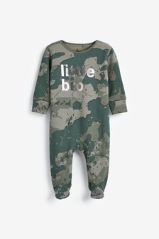 Little Bro Sleepsuit (0mths-2yrs)