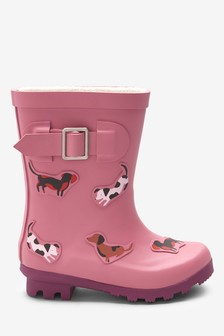 Buckle Wellies (Younger)
