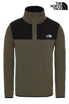 The North Face® TKA Glacier Snap Neck Fleece