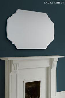 Laura Ashley Rochelle Ornate Rectangular Mirror