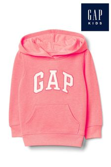 Gap Pink Logo Hoody
