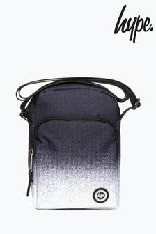 Hype. Mono Speckle Fade Side Bag