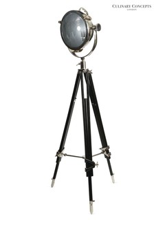 Culinary Concepts Headlamp Tripod Floor Lamp