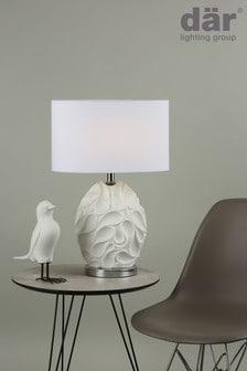 Dar Lighting Zachary Table Lamp