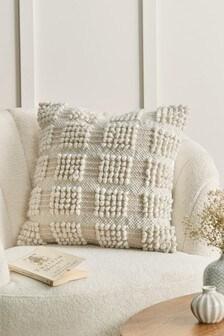 Bobble Square Cushion