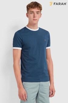 Farah Blue Groves T-Shirt