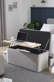Work From Home Ottoman