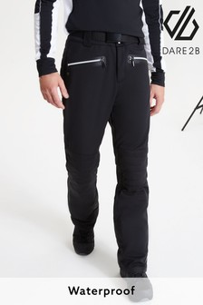 Dare 2b Black Stand Out Waterproof Ski Pants