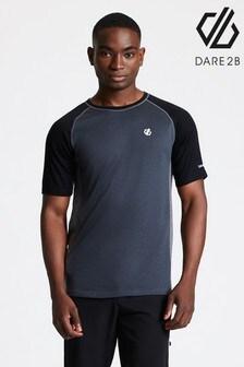 Dare 2b Grey Conflux Wool T-Shirt