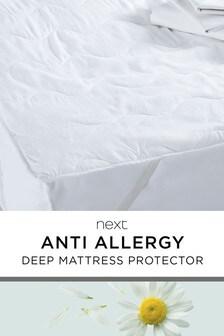 Anti Allergy Deep Mattress Protector