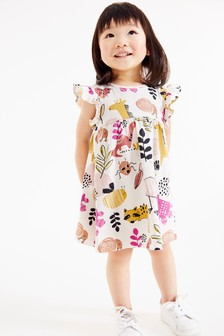 Jersey Dress (3mths-8yrs)