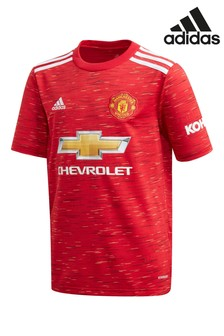 adidas Manchester United Home 20/21 Football Shirt