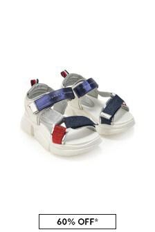 Tommy Hilfiger Girls Multi Sandals