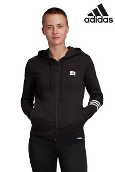 adidas D2M Zip Through Hoody