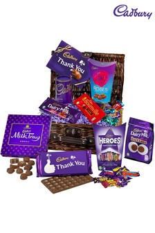 Cadbury Chocolate Thank You Basket
