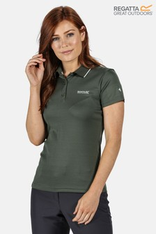 Regatta Womens Maverick V Polo T-Shirt