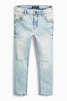 Bleach Wash Jeans (3-16yrs)