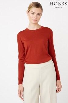Hobbs Brown Penny Sweater