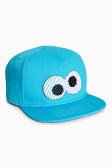 Cookie Monster Cap (Younger)