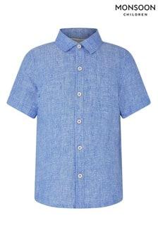 Monsoon Luke Linen Shirt
