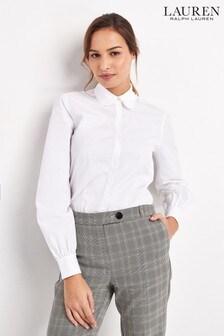Lauren Ralph Lauren® White Yuana Shirt