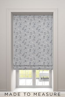 Carrara Nougat Natural Made To Measure Roman Blind