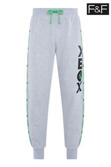 F&F Microsoft Xbox Taped Leg Print Pyjamas