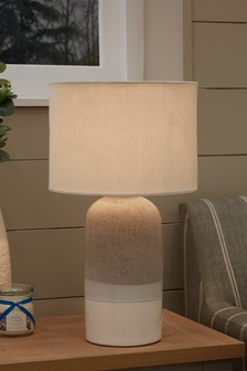 Ombre Ceramic Table Lamp
