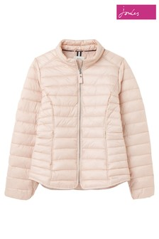 Joules Pink Canterbury Luxe Padded Jacket