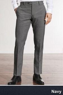 Spodnie teksturowane