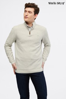 White Stuff Brampton Organic Funnel Neck Jumper