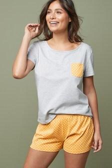 Cotton Short Set