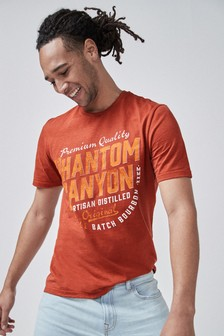 Soft Touch Graphic Regular Fit T-Shirt