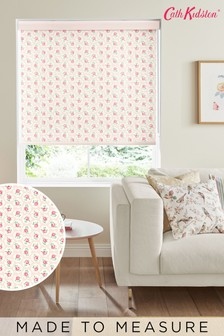 Cath Kidston Pink Provence Rose Made To Measure Roller Blind