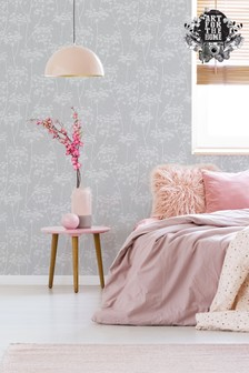 Superfresco Easy Aura Grey Wallpaper by Art For The Home