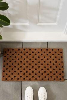 Polka Doormat