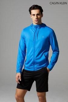 Calvin Klein Blue Full Zip Hoody