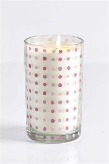 Passion Fruit & Hibiscus Pillar Candle