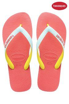 Havaianas® Coral Top Mix Flip Flop