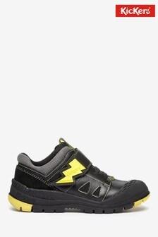 Kickers® Navy Trekker Shoes