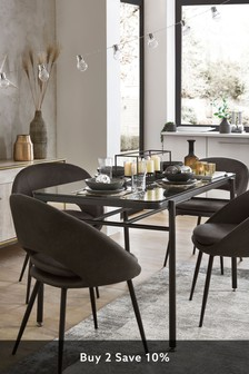 Carter 6 Seater Dining Table