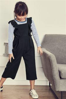 Ponte Culotte Playsuit And Tee Set (3-16yrs)
