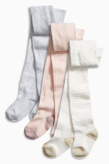 Pretty Tights Three Pack (Younger)
